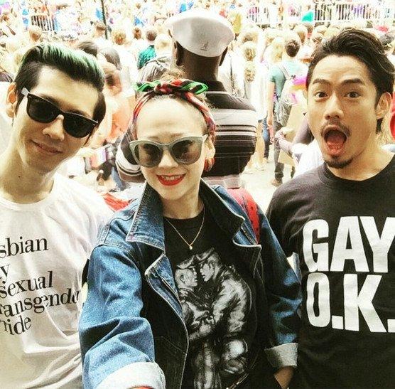 高橋大輔,ゲイ NY・ゲイ・プライド・パレード에 대한 이미지 검색결과