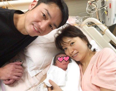 保田圭 出産