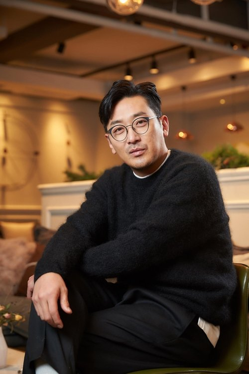 This photo released by Lotte Entertainment shows actor Ha Jung-woo. (Yonhap)