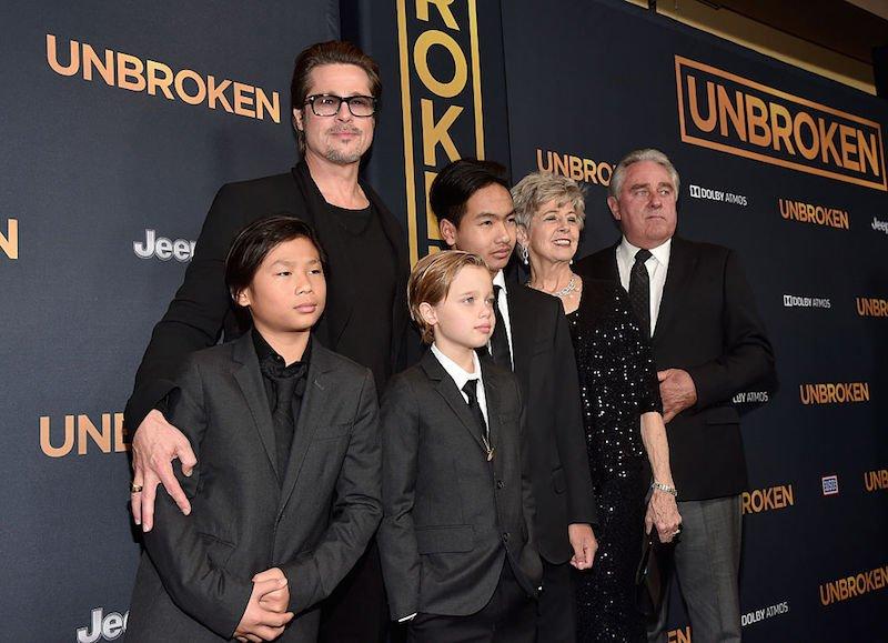 GettyImages 460520862 - Pax el hijo adoptivo de Angelina Jolie y Brad Pit tuvo una historia muy triste, fue abandonado de bebé