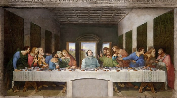 Last Supper :)