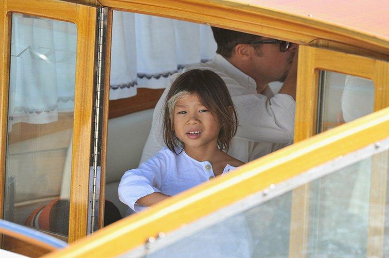 THIEN - Pax el hijo adoptivo de Angelina Jolie y Brad Pit tuvo una historia muy triste, fue abandonado de bebé