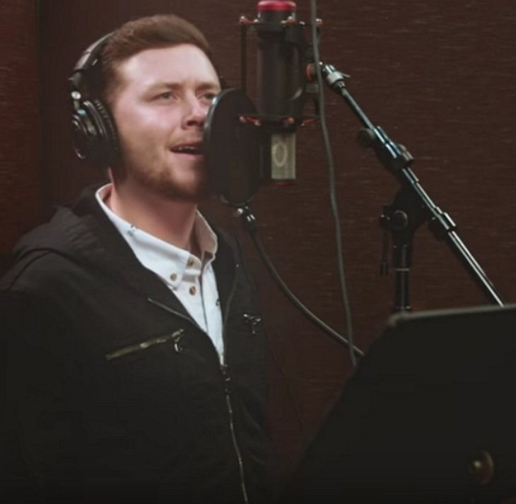 """angels2 - The """"Angles Among Us"""" Song As Sang Team Of Scotty Mccreery And Friends Saw Everyone Say Amen."""