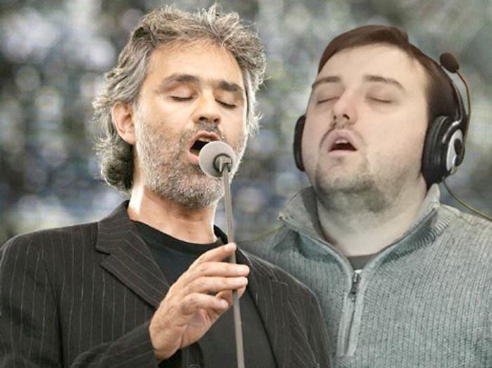 Andrea Bocelli Duet