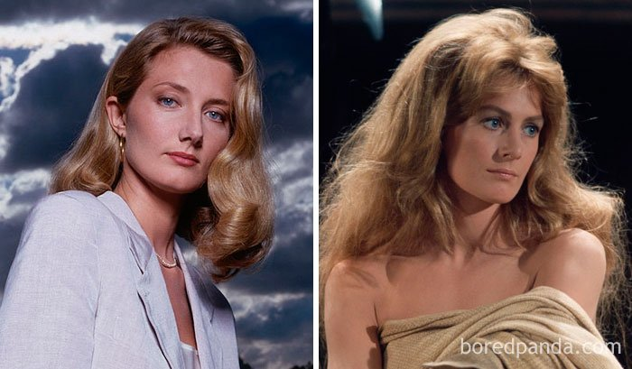 Joely Richardson And Vanessa Redgrave In Their 20s