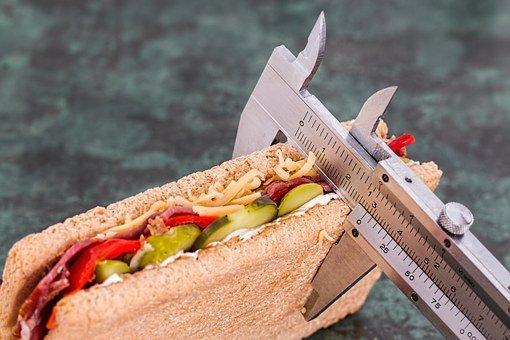 다이어트, 칼로리 카운터, 체중 감소, 건강, 음식, 라이프 스타일