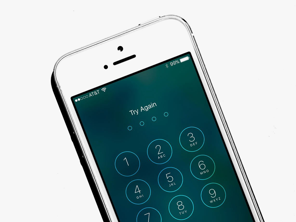 iphone passcode - 6 maneiras de saber se o seu telefone foi hackeado