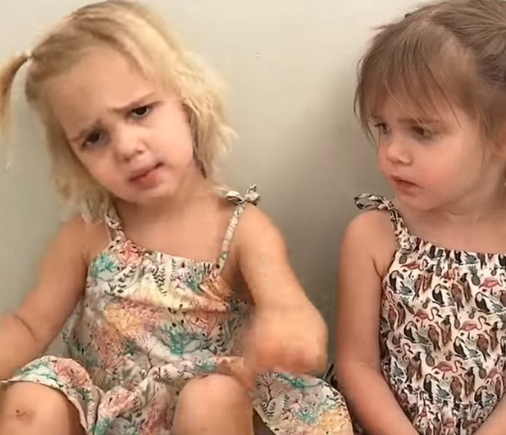 milaemma3 - Two-Year-Old Twins Try To Decide On A Career. Their Has Hilarious Response Internet In Laughter