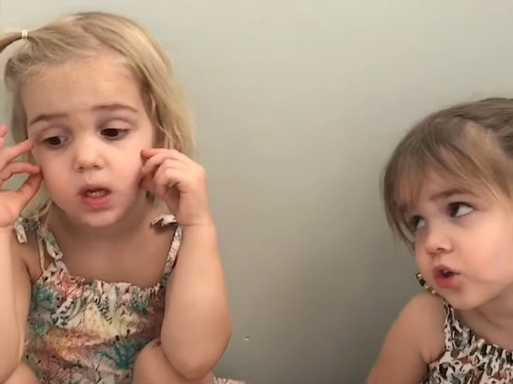 milaemma4 - Two-Year-Old Twins Try To Decide On A Career. Their Has Hilarious Response Internet In Laughter