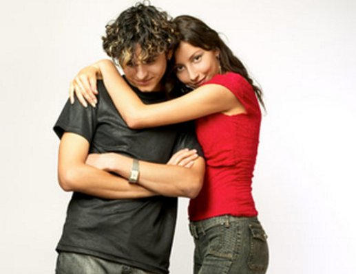 polite hug - 8 Different Types Of Hugs And What They Reveal About Your Relationship