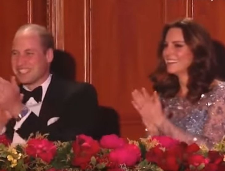 "prince - Little Girl Asks Prince William If He Can ""Gallop Like A Horse"", Then His Response Has The Room Erupt In Laughter"