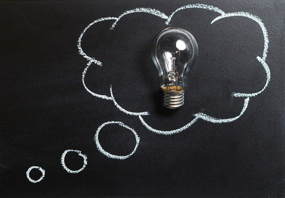 생각, 아이디어, 혁신, 상상력, 영감, 전구, 솔루션, 브레인 스토밍, 두뇌 폭풍, 발명