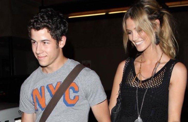 upsocl k4 7 - A Nick Jonas le gusta salir con mujeres mayores que él, esta son sólo algunas