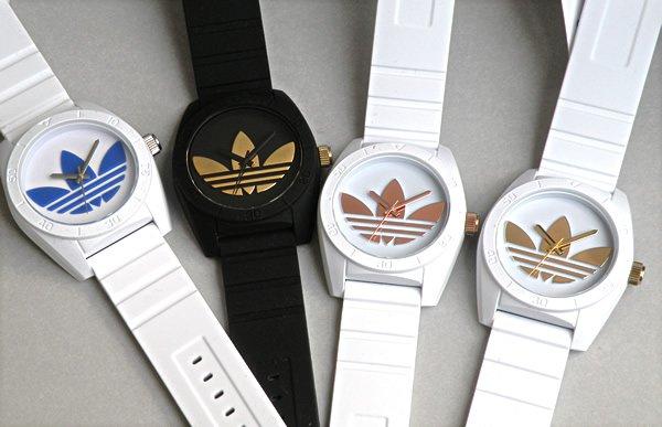 Image result for ペアの腕時計 アディダス(サンティアゴSantiago)