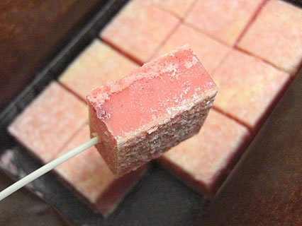 Image result for 生チョコ いちご