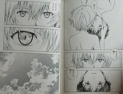 エヴァンゲリオン 漫画 シンジ レイ에 대한 이미지 검색결과