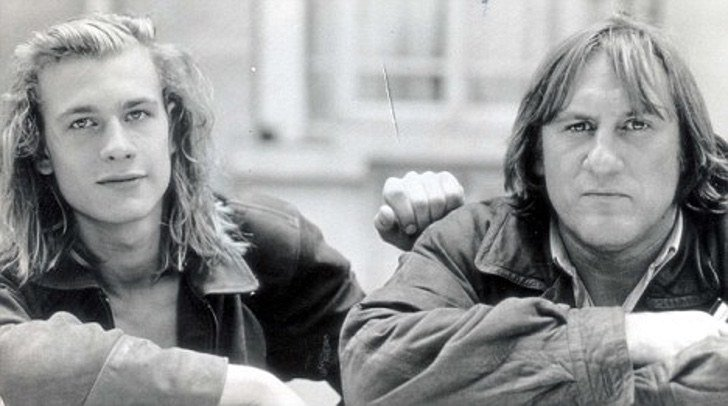 PKT2653 - 180125 GERARD DEPARDIEU 1991 Actor Gerard Depardieu and son Guillaume The thing Gerard Depardieu remembers most distinctly about being 21 is the faint sense of surprise at having survived so long. In those days, his idea of an outstanding performance was making it home from the bar. Now the actor's only son has reached the same age - but without acquiring the broken nose or the convictions. Since leaving school, Guillaume Depardieu has been discreetly studying the piano at the elite Paris Conservatoire and is making tracks in his father's pizza-sized footprints.