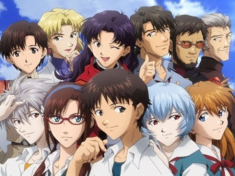 Image result for エヴァンゲリオン 人物