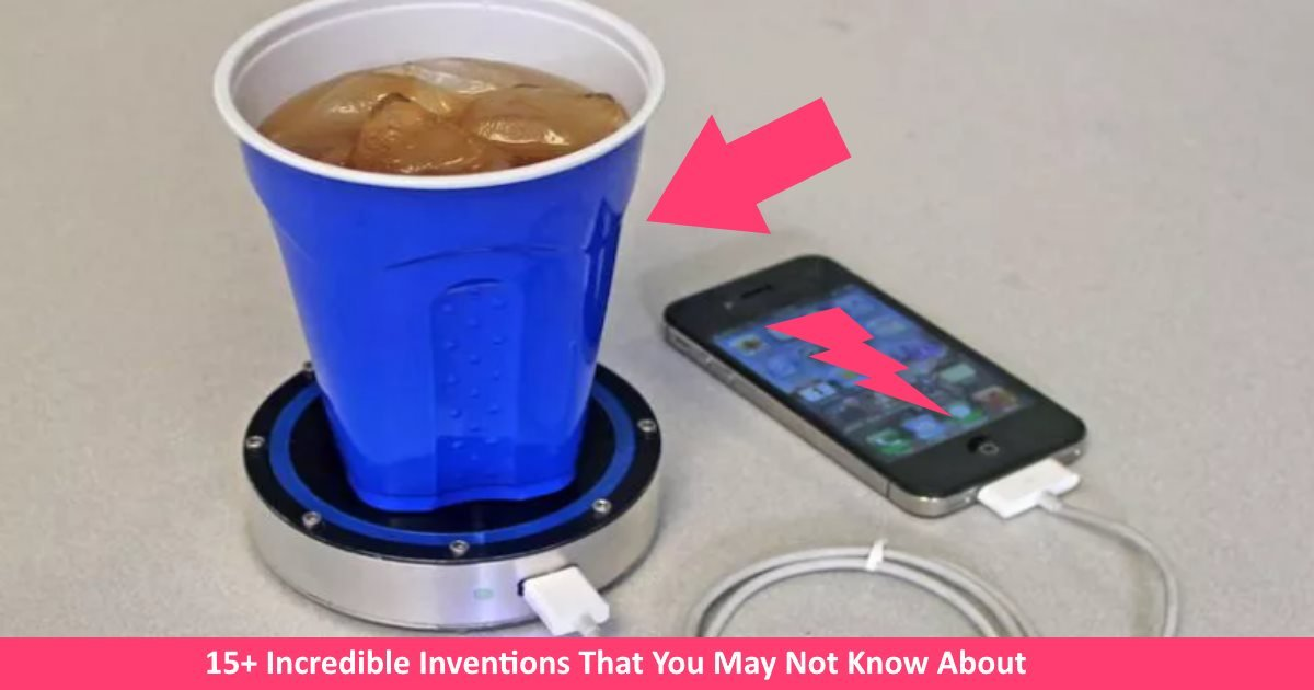 awesomeinventions - 15+ Incredible Inventions That You May Not Know About