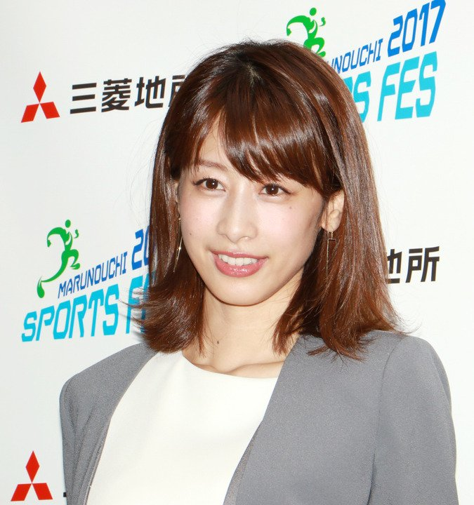 Image result for 加藤綾子