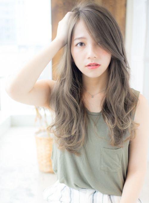 b1e68e6eaa55cca7e6530370bc40db97 japanese hair long hair.jpg?resize=1200,630 - 《最新ヘアスタイル》ただ可愛いだけじゃつまらない!ロングヘアにも甘辛MIX!