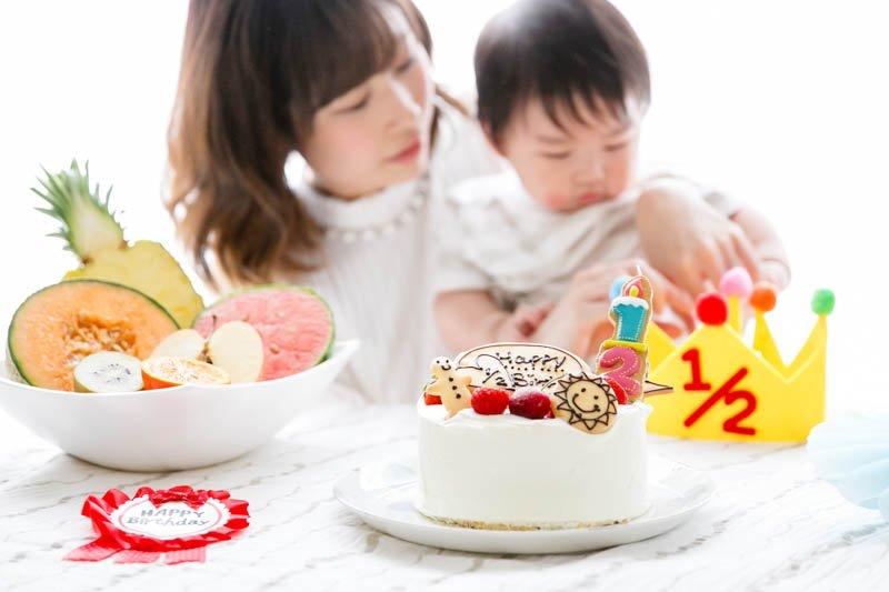 baby half birthday celebration 20160509 1 - 親子で楽しむハーフバースデーの祝い方!