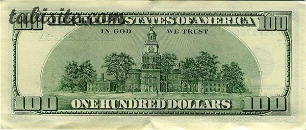 「100ドル札 独立記念館」の画像検索結果