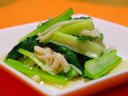 小松菜 煮浸し에 대한 이미지 검색결과