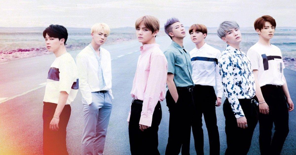 bb - 방탄소년단, 미국 보이그룹 제치고 방탄소년단 2017 최고 보이밴드 선정