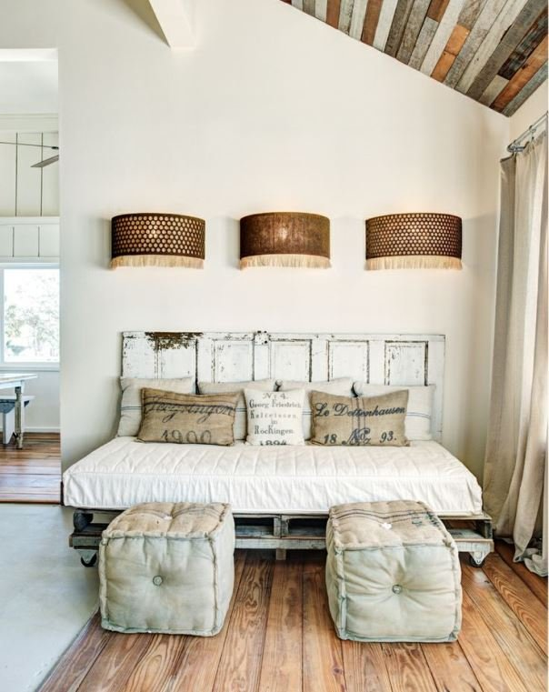 16 Wooden Pallet Bed Frame Ideas To Make Your Bedroom More Stylish ...