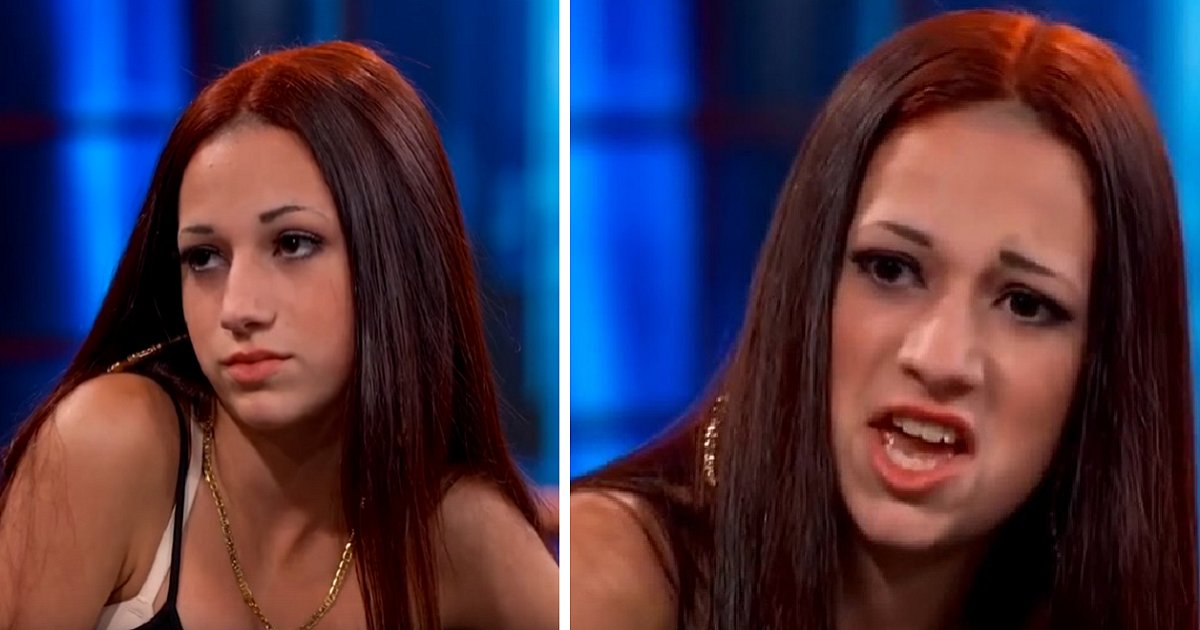 bhad4 1.png?resize=412,232 - 13-Year-Old Girl Accused Of Stealing A Car And Possessing Drugs Jumped To Stardom After An Appearance On Dr. Phil