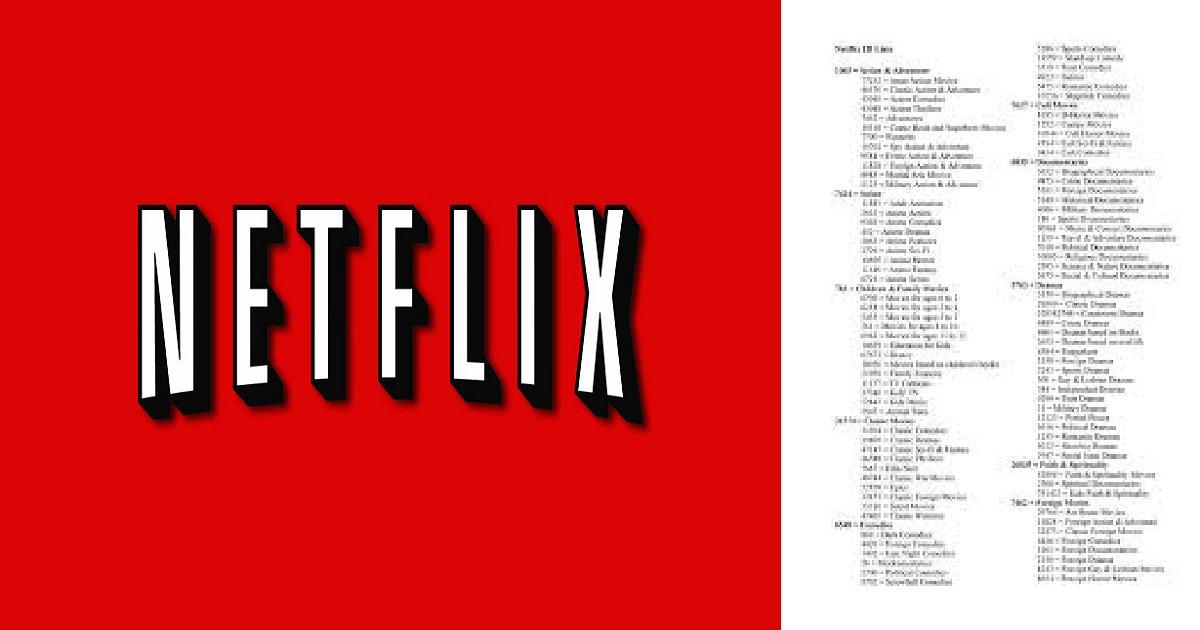 brmyjepj0qxmlq7iztt6.png?resize=412,275 - Netflix possède des catégories secrètes de films: voici comment vous pouvez y accéder.
