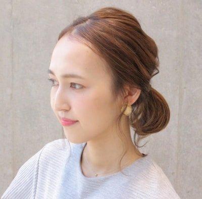 can immediately manage 18 ponytail hair arrangements 09 2 400x394 - 即マネできる!ポニーテールのヘアアレンジ18選