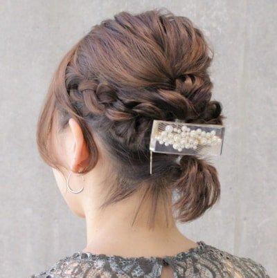 can immediately manage 18 ponytail hair arrangements 12 1 400x402 - 即マネできる!ポニーテールのヘアアレンジ18選