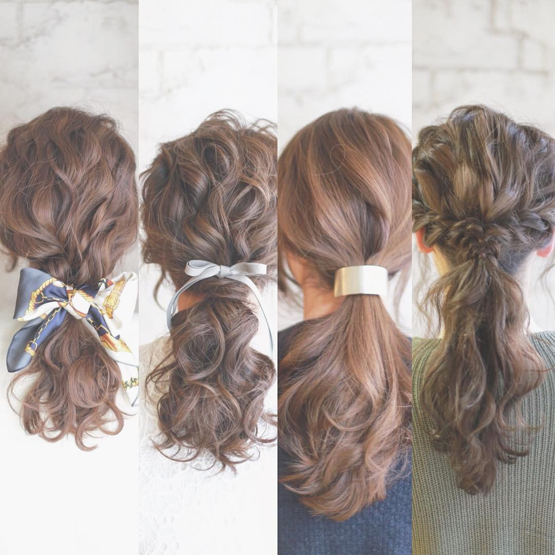 can immediately manage 18 ponytail hair arrangements 12747618 1957183967840671 1519688256 n - 即マネできる!ポニーテールのヘアアレンジ18選