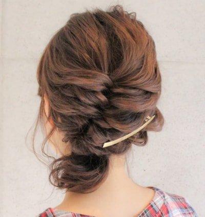 can immediately manage 18 ponytail hair arrangements 16 1 400x423 - 即マネできる!ポニーテールのヘアアレンジ18選