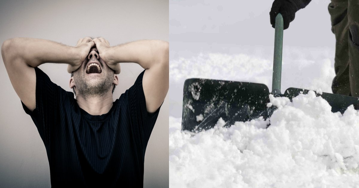 cleaning snow.jpg?resize=1200,630 - Man Shows The Real Way To Remove Snow