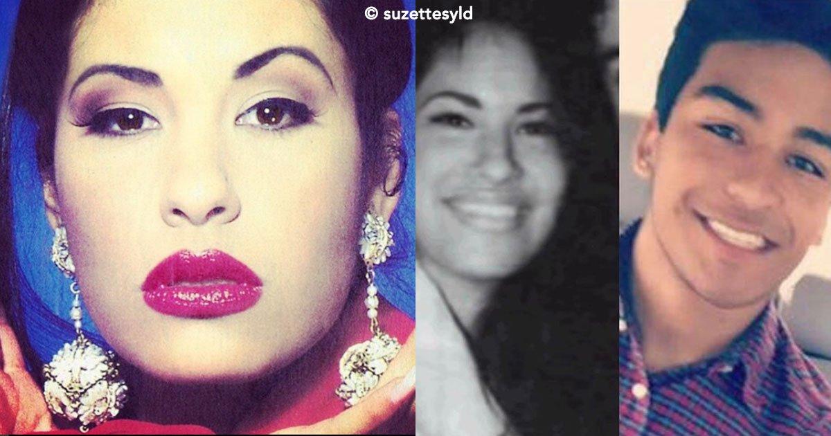 cover 28.jpg?resize=1200,630 - Selena, la reina del Tex-Mex tiene un sobrino que se parece muchísimo a ella, además es un gran chico.
