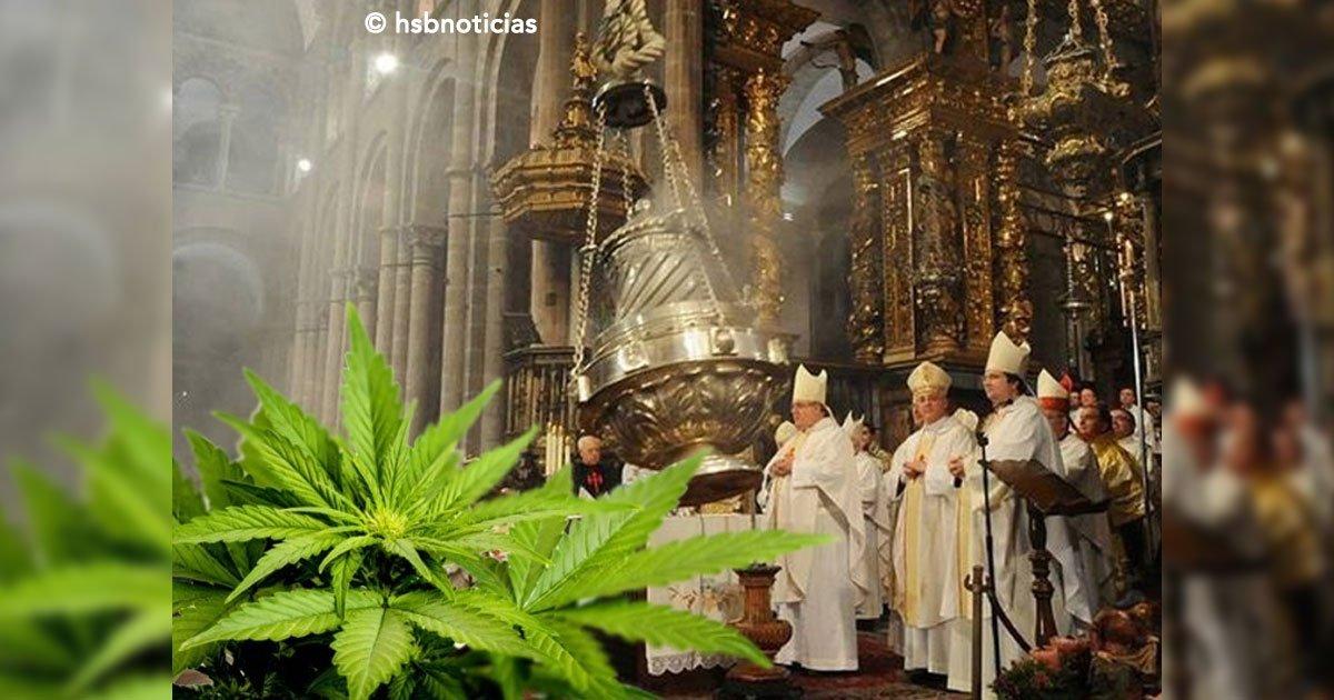 cover 58 - 2 coroinhas colocam maconha no incensário de uma catedral e a brincadeira acaba mal