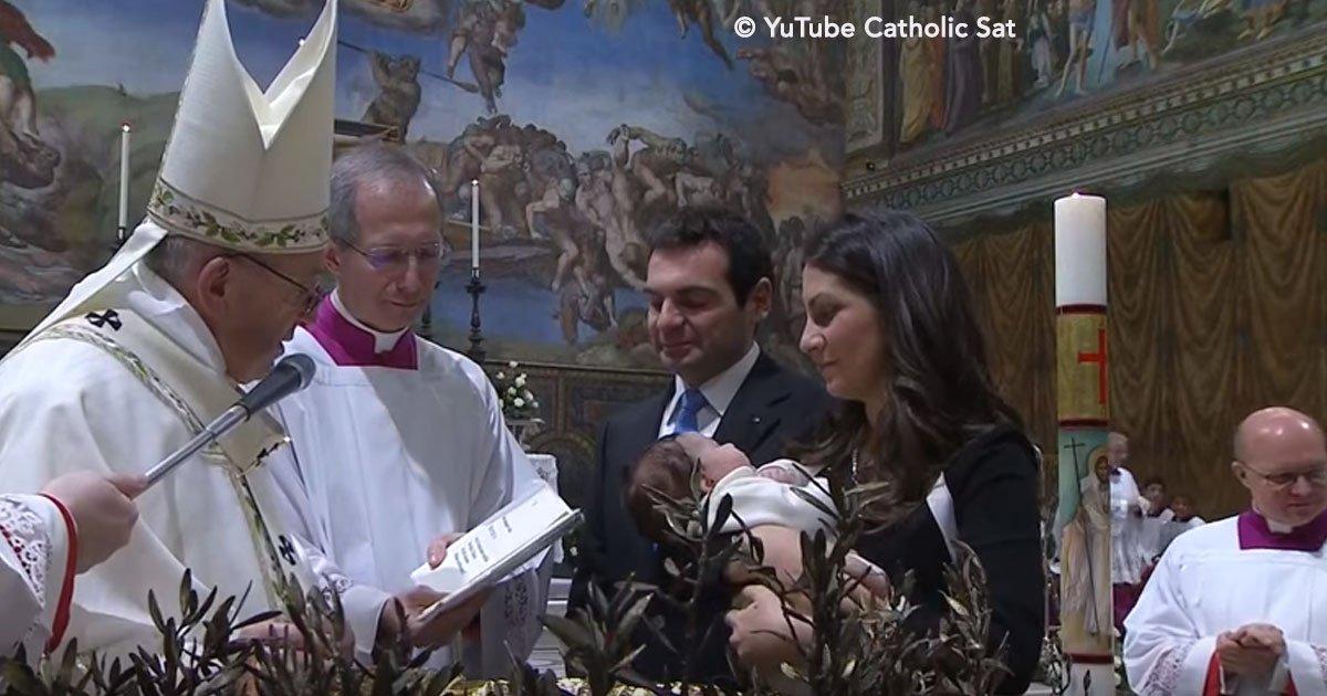 cover 70 - A opinião do Papa Francisco sobre as mães que amamentam seus filhos em público tem impactado o mundo