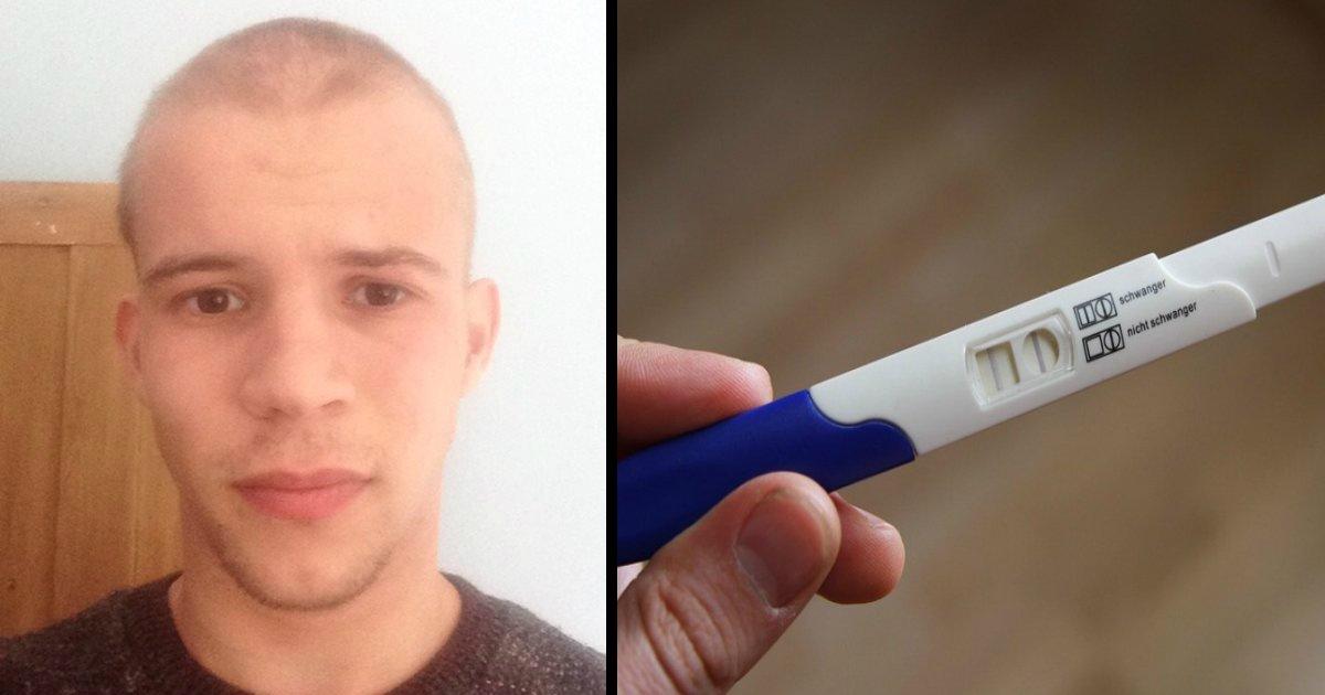cover124.jpg?resize=636,358 - Homem de 18 anos faz teste de gravidez e resultado salva sua vida