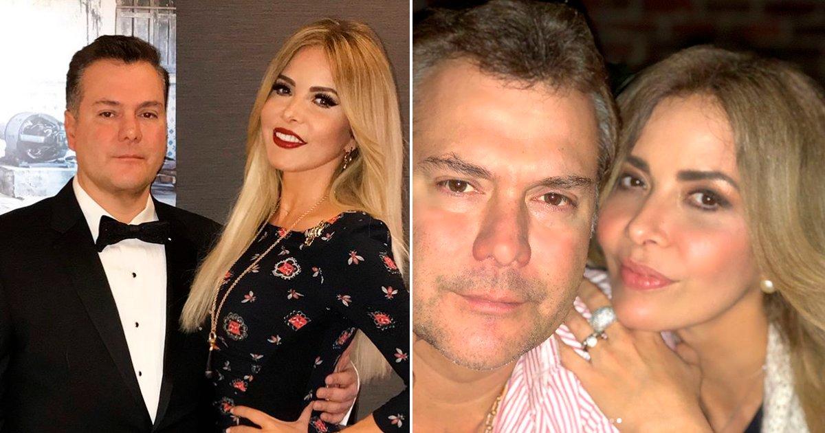 cover2 - La cantante Gloria Trevi se siente más enamorada que nunca de su esposo, la fotografía que subió lo demuestra.