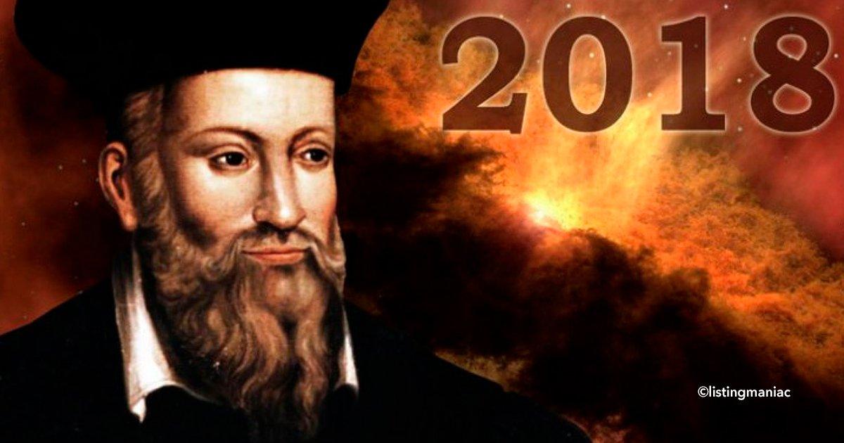 cover22 3.jpg?resize=1200,630 - Según Las Profecías de Nostradamos, El 2018 Será Catastrófico