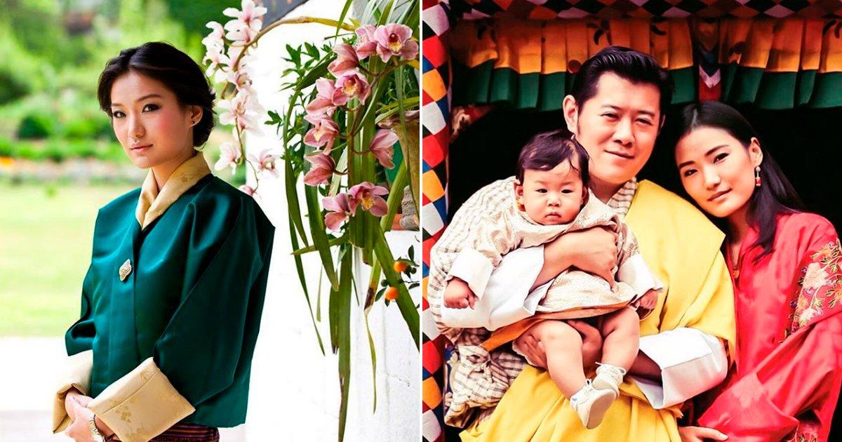 cover3 1.jpg?resize=1200,630 - Ella es la Reina de Bután: la monarca más joven del mundo