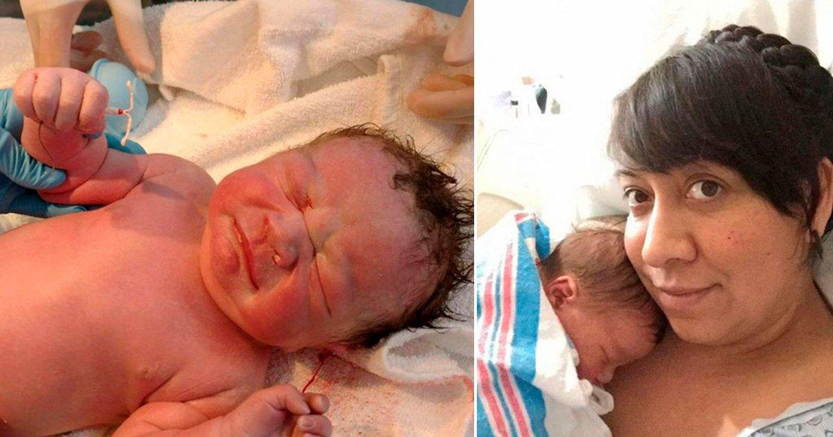 cover4 2 - Increíble historia de bebé que nace con anticonceptivo en la mano