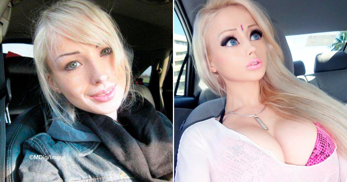 cover4 3.jpg?resize=1200,630 - Essa era a aparência da Barbie humana antes de todas suas operações