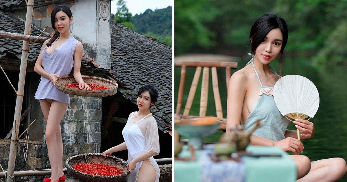 cover43.png?resize=1200,630 - Estas fotos sensuales de granjeras chinas ocultan una verdad