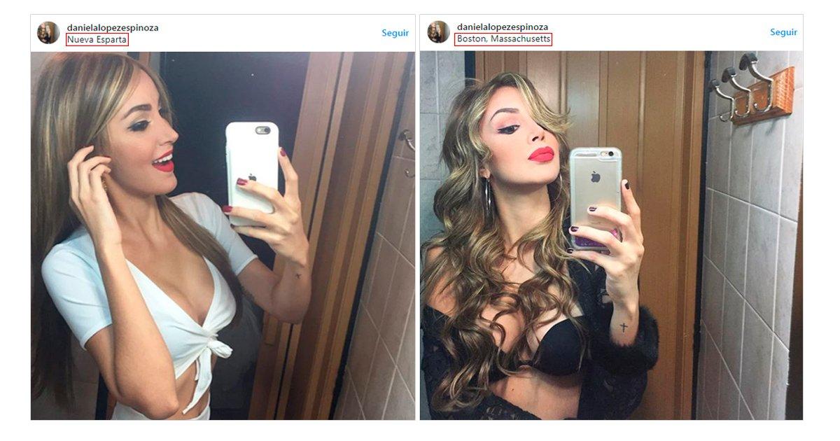 cover9 2 - Reina de belleza es descubierta en las redes al publicar sus fotos supuestamente viajando por el mundo