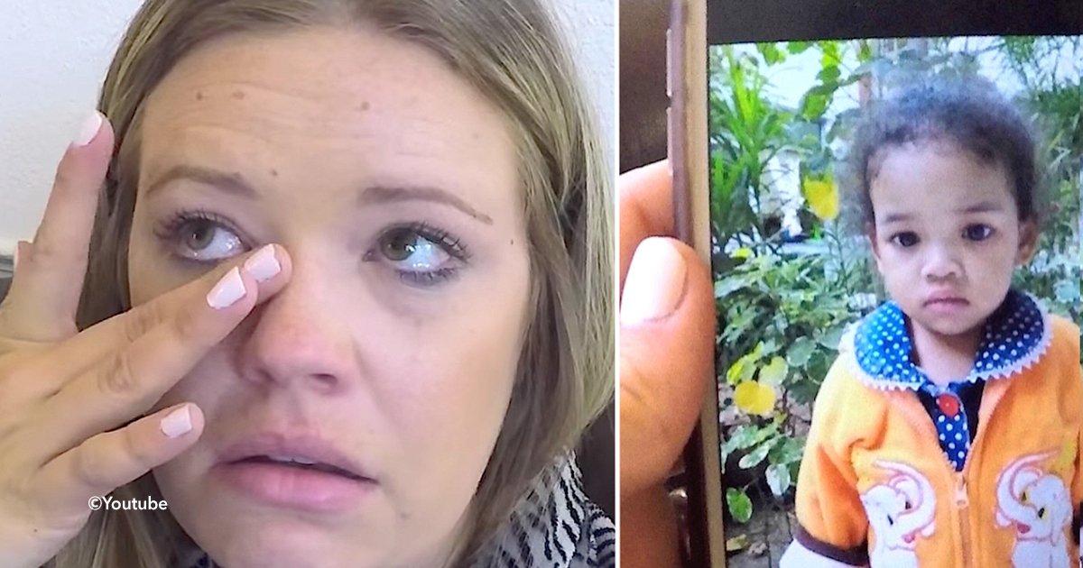 cover9.jpg?resize=300,169 - Mamá adopta a una niña pequeña, pero 2 meses después, ve su rostro en una foto vieja y dice 'Esa no es ella'