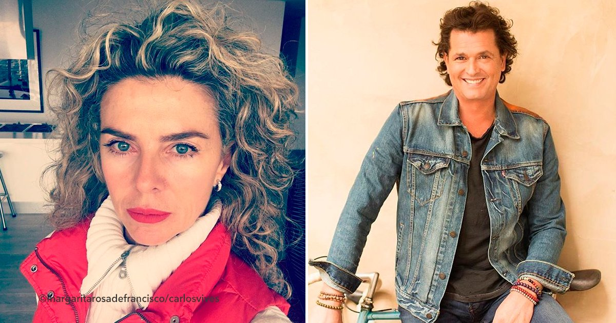 covwer56.jpg?resize=1200,630 - Margarita Rosa de Francisco y Carlos Vives vivieron una historia de amor que todos querían que perdurara por siempre.